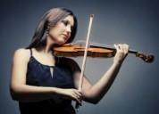 Clases de violin y piano caba