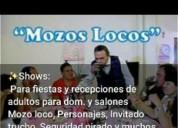 Shows para recepcines mozolco reporteros locos
