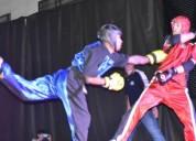 Academia de artes marciales