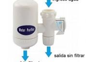 Filtro purificador de agua  sws nuevo