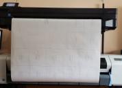 Impresiones en papel blanco