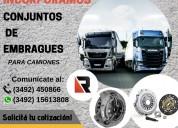 Conjuntos de embragues para camiones