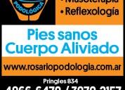 Urgencia en podologia masajes descontracturantes