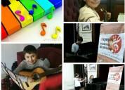 guitarra y canto la paternal