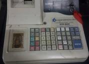 Vendo registradora fiscal casio !!