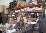 Fabrica latas, bagueteras, carros, para panaderías