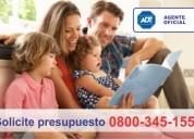 Alarmas para el hogar y/o empresa. adt 0800-345-1554