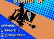 Show para fiestas de adultos stand up humorista