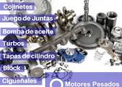 Repuestos para motores | todas las marcas