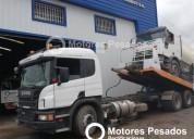 Reparación de motores ford cargo | repuestos para