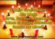 Trabajos parapsicológicos, tarot, consulte hoy!!!