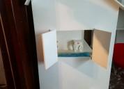 Casita de muñecas con muebles,$ 4000  -1530169589-
