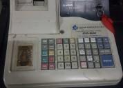 Registradora fiscal casio usada como nueva