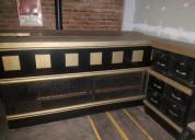 Muebles metalicos con cajones y cerradura