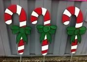 Arbol de navidad y decoracones navideñas