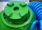 Crique botella hidroneumático