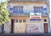 Galpon deposito local de excelente calidad constructiva retasada en san martín