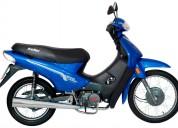 Vendo moto keller 110 cc  0 km. sin uso patentada