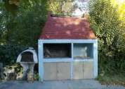 Excelente casa para 2 a 6 personas con pileta y cochera