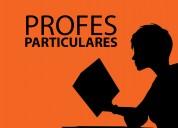 Profesor particular cbc cpc cpa - buenos aires