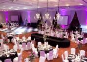 Catering completo para bodas y 15 años