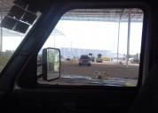 Chofer categoria moto, auto, camioneta y camión
