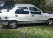 Renault 19 1996 solo el casco completo sin motor n
