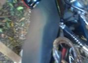 Permuto moto más $8000 por otra moto