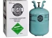 Gas refrigerante r134 a 13.6 kg r-134a freon r 134