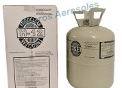 Gas h12 refrigerante garrafa 13.6kg h-12  frigocle