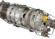 Se compran motores de la series pt6a y pt6t