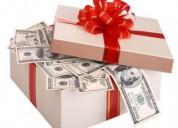 Oferta de préstamo para las fiestas