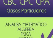 analisis matematico, itba utn uba 3444 4112