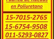 Ruedas poliuretano revestimiento 011-5293-0827 / 0