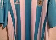 Camiseta de la seleccion argentina 2015