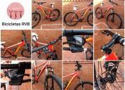 Bicicleta rodado 26. mtb firebird full. a estrenar