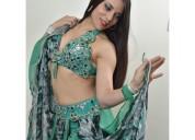Clases personalizadas de danzas arabes