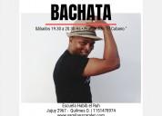 Clases de bachata quilmes zona sur