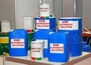 Ssd solución de productos químico para la limpieza