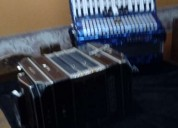 Clases de bandoneon y acordeon nuevo sistema facil