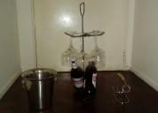 Ordenador de copas y botellas