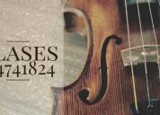 Clases de violín suzuki
