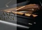 Clases de piano teclados caba