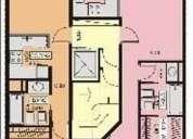 Semipiso de 3 amb con cochera cubierta edificio con sum y gym en lanús