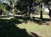 Venta oliveros chalet casco de estancia lote 2 de terreno cubiertos 4 dormitorios
