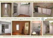 Cervantes 400 pb 18 000 tipo casa ph alquiler 1 dormitorios 49 m2
