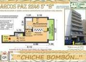 Marcos paz 2200 5 17 000 departamento alquiler 29 m2