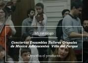 Clases de violín y piano on líne