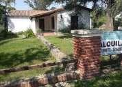 casa en alquiler en villa del lago calle george sand villa carlos paz 3 dormitorios 140 m2