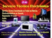Electrónica dm - servicio técnico electrónico